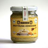 Kanne Bio Brottrunk® Honning-sennep, 200 g