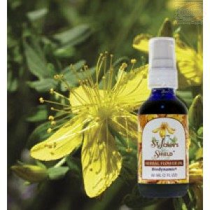 FES Season of the Soul Herbal Oils, 60ml, St.John`s Shield