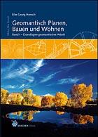 Bok: Geomantisch Planen, ved Eike Chr. Hensch (tysk)