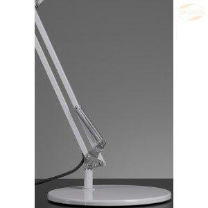 Ståfot til  fjæret skrivebordslampe