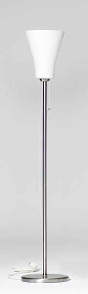 Toscana stålampe 164 cm