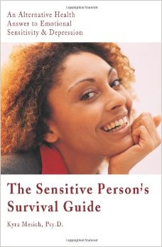 A Sensitive Persons Survival Guide  (bok)
