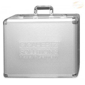 Aluminium Koffert for inn til 5 måleapparater (meget stødig)