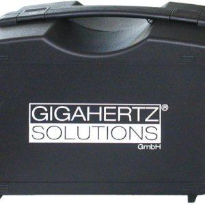 K6 Stor plastkoffert for proffe måleapparater – ekstra lett