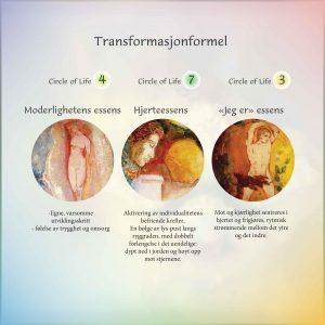 Transformations Formel, 3 x10ml