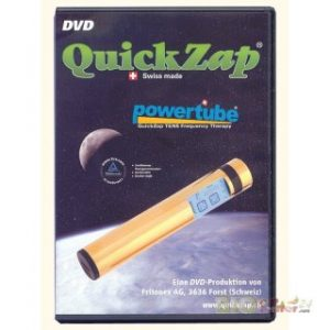 QuickZap DVD på tysk: Bruksanvisning
