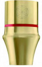 Vannvirvler Chakrasett sølv (Profiline)