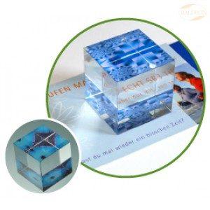 AkuRy Glass Cube  (Glass Kube)