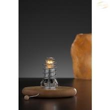 Lampesokkell, skjermet, til etter-installasjon på saltlamper