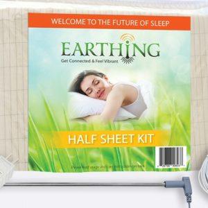 Earth FX jordingslaken 100×200