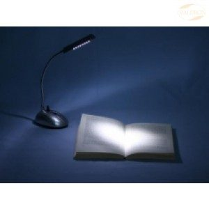 Likestrøm-lampe «Lysmus»