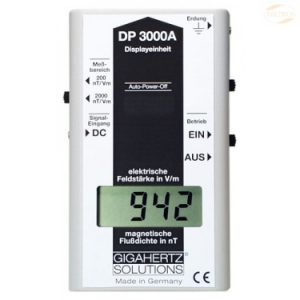DP 3000 A ekstern display for LF måleapparater