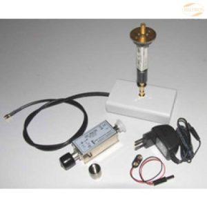 GPS boks for UBB antenne, med tilbehør