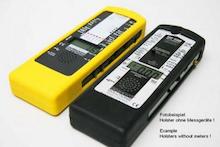 Silikonhylster for LF og HF Måleapparat, gult