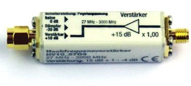 Høyfrekvens-forsterker HV10  (HF 58B, 59B)