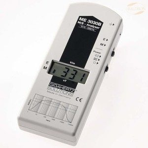 LF Analyzer  ME 3030 B + plastic case (low-frequency meter)