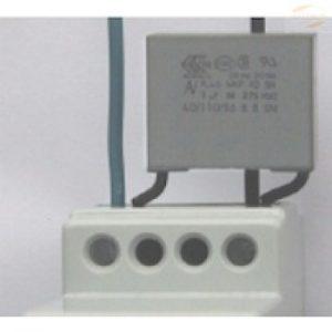 Skittenstrømfilter X21 –  (kondensator for tavlemontering)