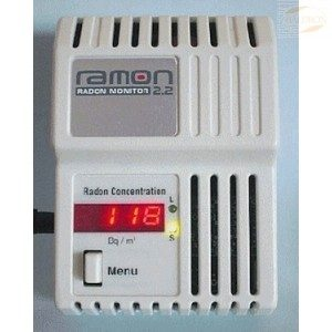Radonmåler  RAMON 2.2 for stikkontakten