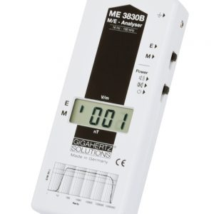 LF Analyzer  ME 3830 B (Måler lavfrekvens, 5 hz – 100 KHz)