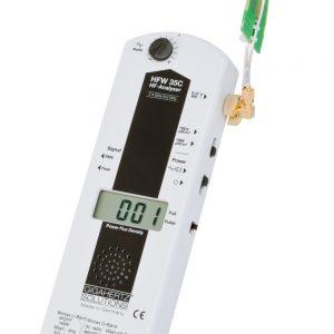 HF Analyzer  HFW 35 C (Måler høyfrekvens, 2,4 – 6 GHz)