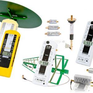 Målekoffert MK70 -3D profi pluss (NFA 1000, HFW59 D, FF6E,TC