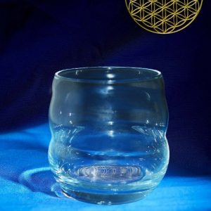 Natures Design, Glass Mythos Med Flower of Life