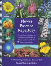 FES & Bach Flower Essence Repertory (spiral-baund)