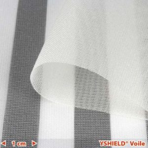 Shielding fabric VOILE, HF, 250 cm
