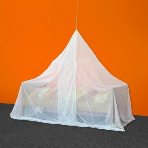 Baldakin NEW DAYLITE (transparent) pyramide, enkeltseng