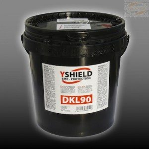 Conductive dispersion glue, DKL90, LF, 5 liter