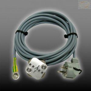 Jordingssett ESS  (ESW+ tilkobling til CEE-7/4 stikk.)