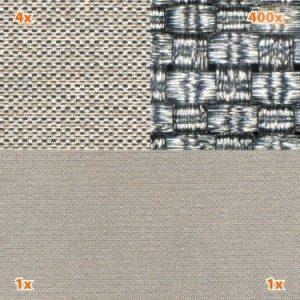 Skjermende netting/duk HNG80 (nikkel), HF/LF; 90 cm br