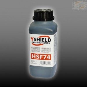 Shielding paint HSF74