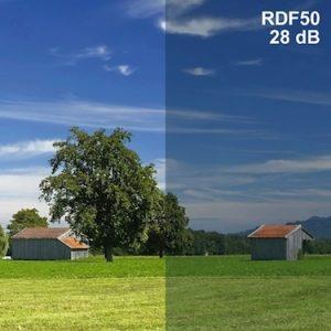 Vindusfolie RDF 50 STANDARD (1,52 m Bredde) lm