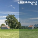 Vindusfolie RDF 50 STANDARD (76cm Bredde) lm