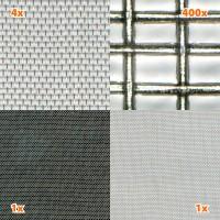 Skjermende netting HNO60, HF/ LF  1,5 m bredde