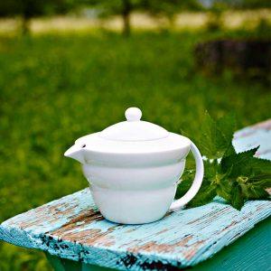 Teapot Shinno 1 l. flower of life