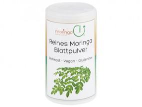 Moringa blad pulver shaker