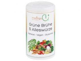 Moringa green broth & all seasoning shaker