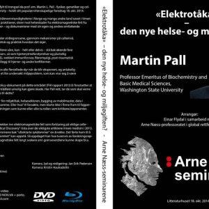 DVD Martin Pall: Elektrotåka (Arne Næss Seminar)