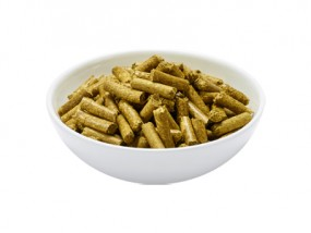 Moringa pellets for pets