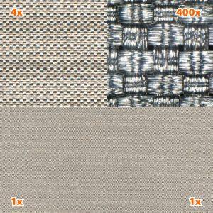 Shielding netting HNG80 | HF+LF | Width 130 cm | 1 meter