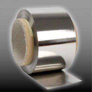 Abschirmfolie Mumetall MCF5 | MF | Breite 5 cm | 100 Laufmeter