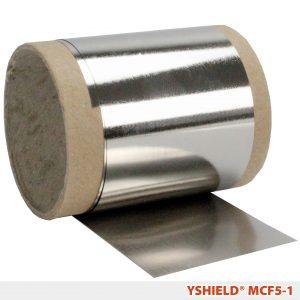 Mumetall – shielding film MCF5, MF, Width 5 cm, 1 meter
