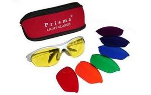 PRiSMA® CHAKRA veksel–Sett, 7 farger