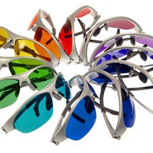 PRiSMA® Spektro-Chrom 12 fargebriller i sett