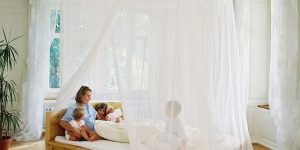 Canopies and bed sheets