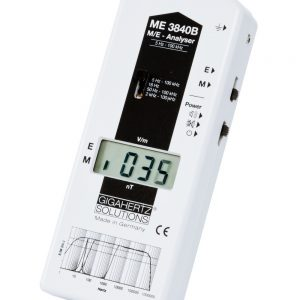 LF ANALYZER ME 3840 DB (GAUGE low frequency, WITH FILTER)
