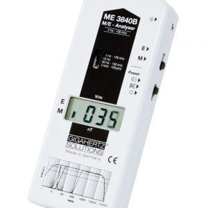 LF ANALYZER ME 3840 DB (GAUGE niedriger Frequenz, mit Filter)