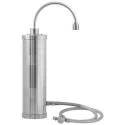 Filtersystem AquaNEVO® benkefilter i edelstål Inox A